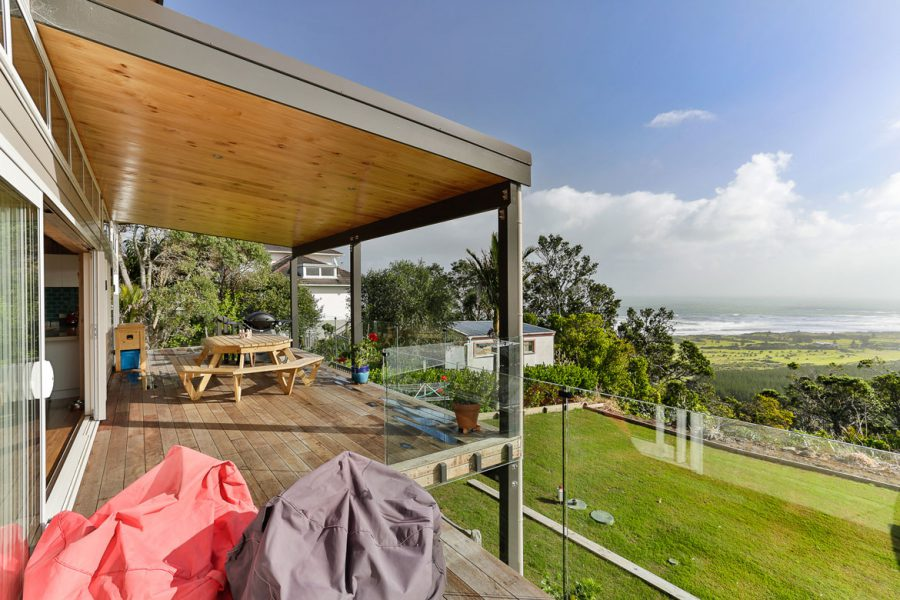West Coast Cliff Top Family Home image 7