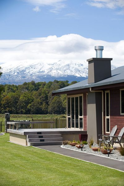 Ohakune Rural Lifestyle Home image 2