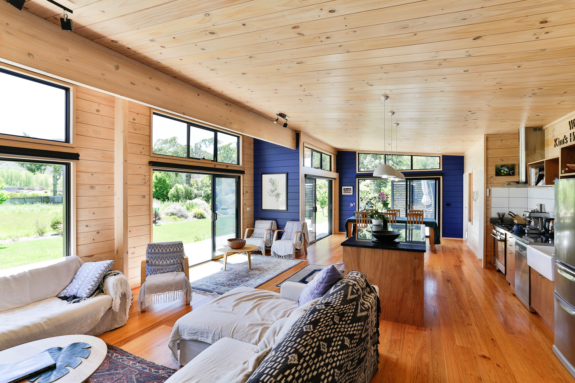 Lockwood holiday home in Nelson based on Phoenix design