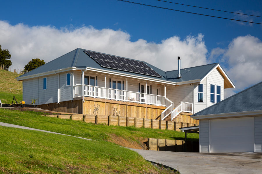 An off-grid Lockwood Villa stands proud in Puhoi Village image 6