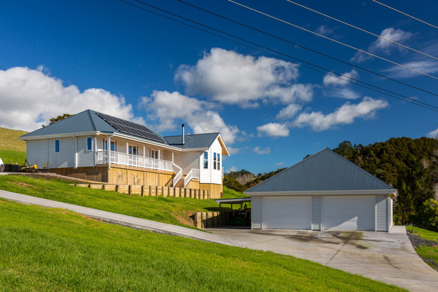 An off-grid Lockwood Villa stands proud in Puhoi Village image 4
