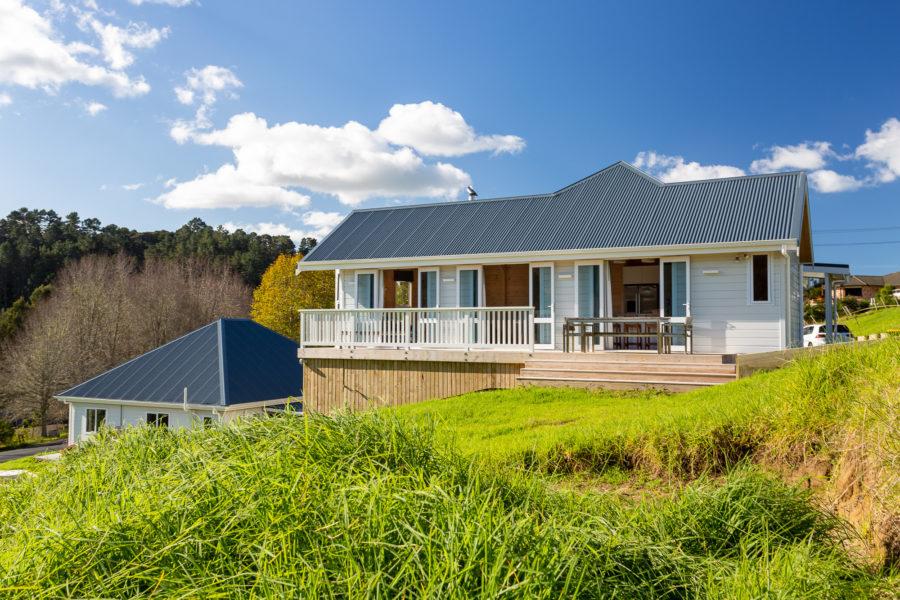 An off-grid Lockwood Villa stands proud in Puhoi Village image 3