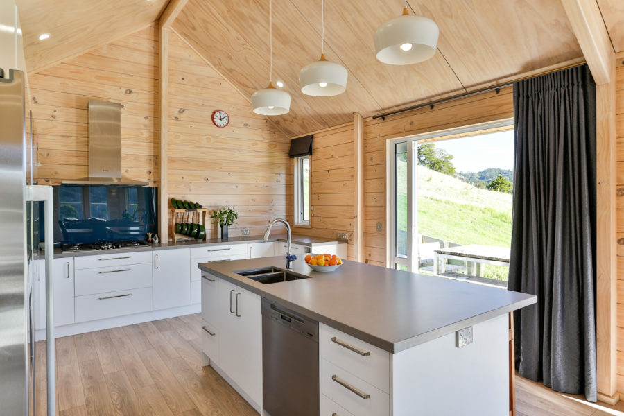 An off-grid Lockwood Villa stands proud in Puhoi Village image 0