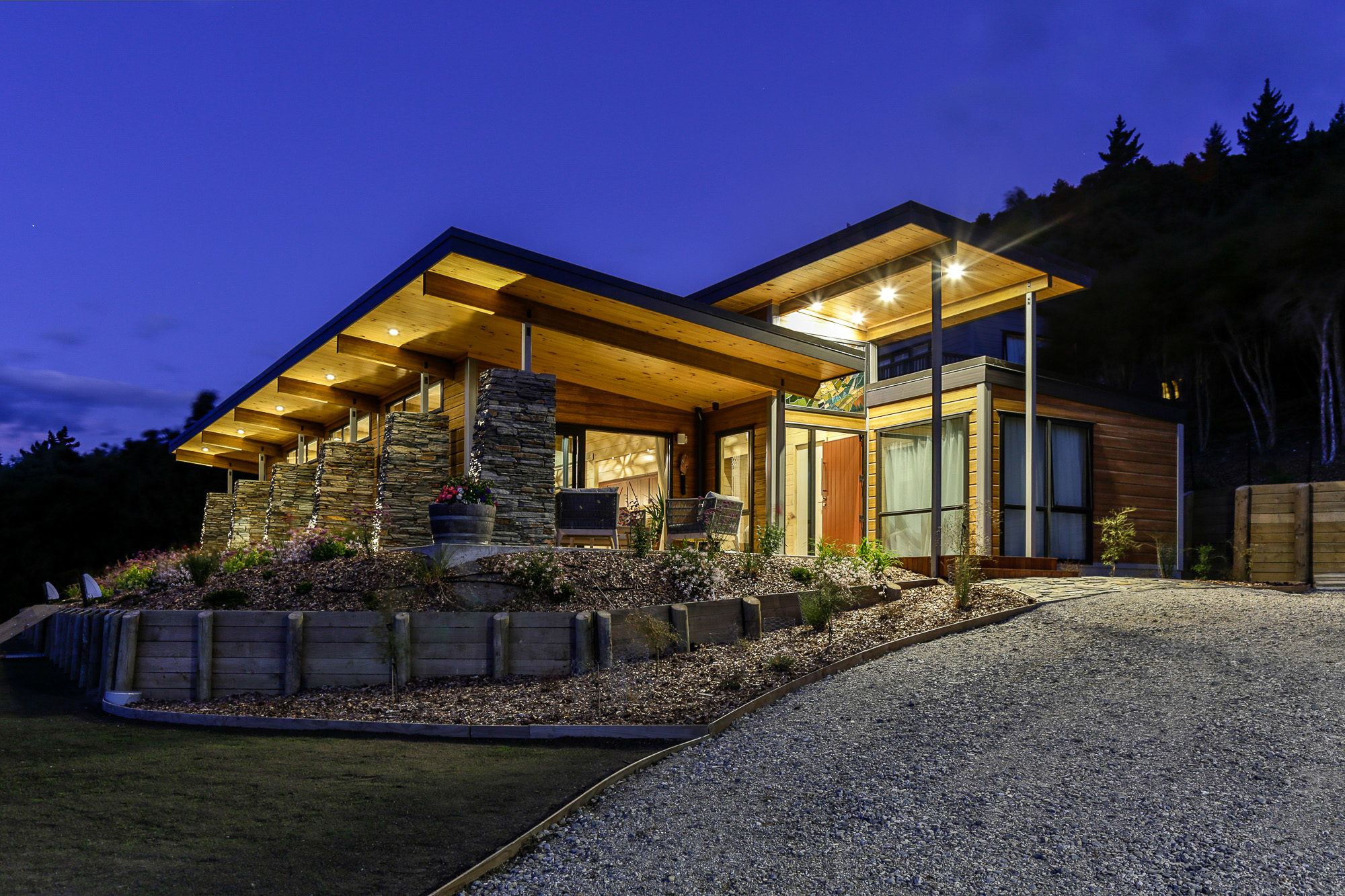 Lockwood Pavilion Home Wanaka