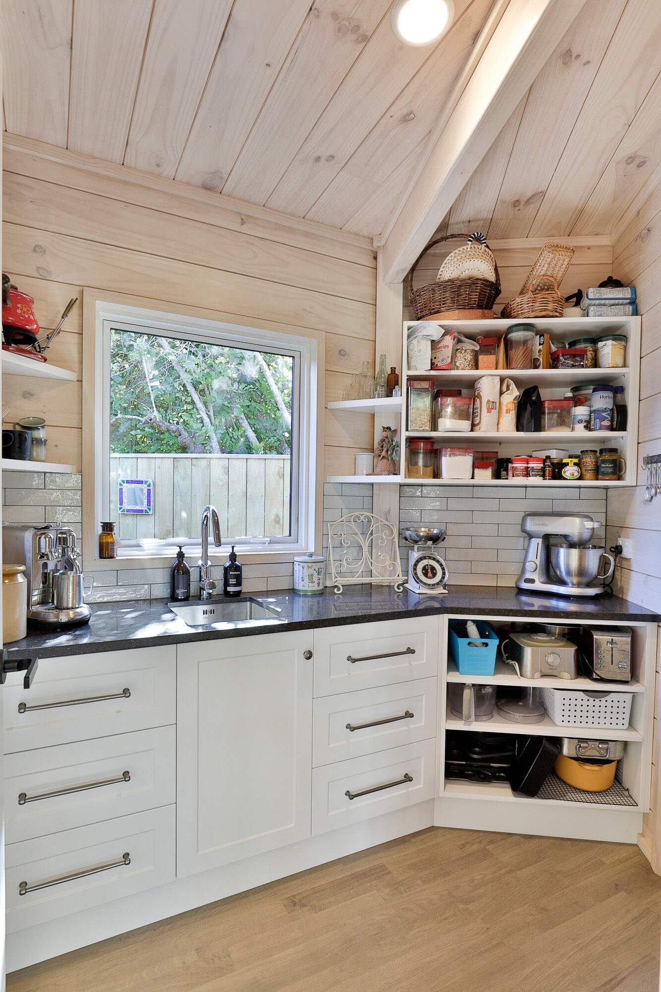 Perfectly sized Lockwood Scullery